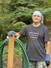Dean Weller, Volunteer